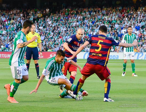 Ceballos Betis-Barcelona-2