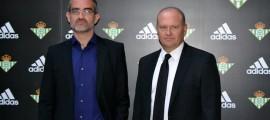 Eduardo Maciá y Pepe Mel Foto Manquepierda