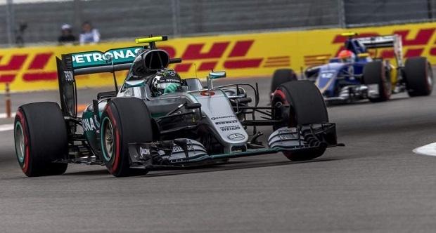 Fórmula 1 Gran Premio Europa