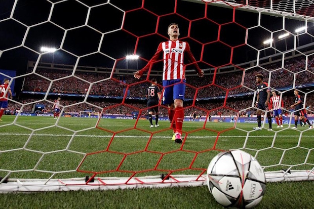 Griezmann atletico_de_madrid Foto diario el dia