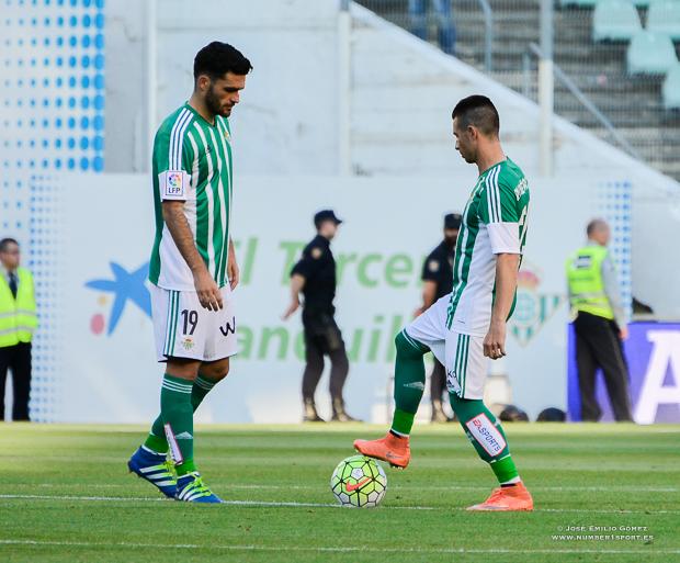 Molina y Ruben Castro