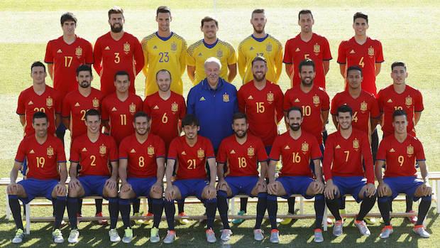 España Eurocopa 2016 Foto El Confidencial