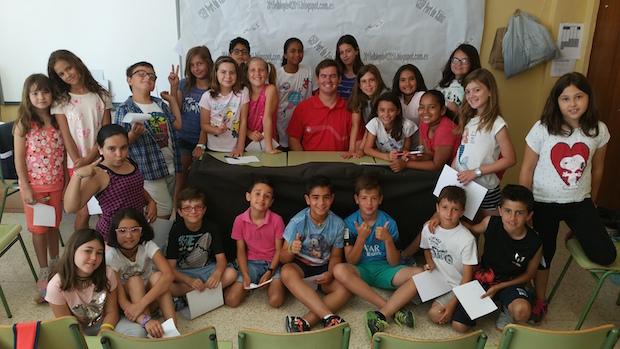 Rafa Andarias colegio 3