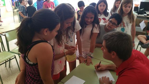 Rafa Andarias colegio 4