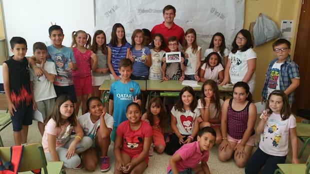 Rafa Andarias colegio 5