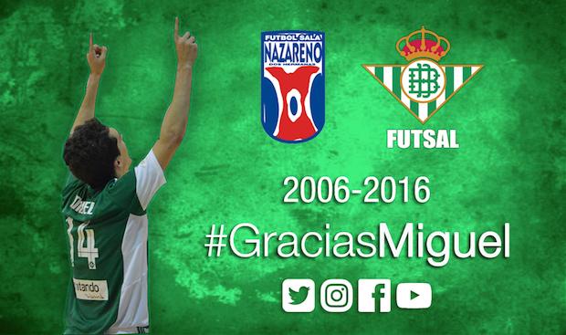 MIguel Real Betis Futsal