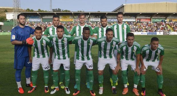 Real Betis pretemporada Balompedica Linense RBB