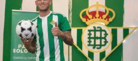 Sanabria Real Betis Foto RBB