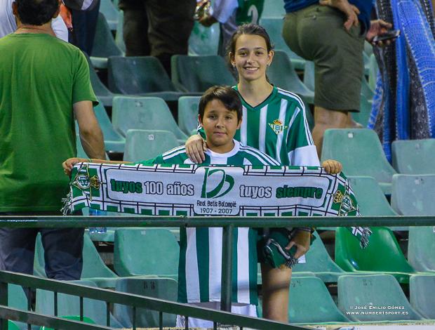Aficion Betis-Deportivo