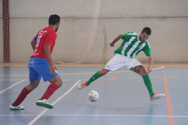 CD Villalba FS-Real Betis Futsal 1