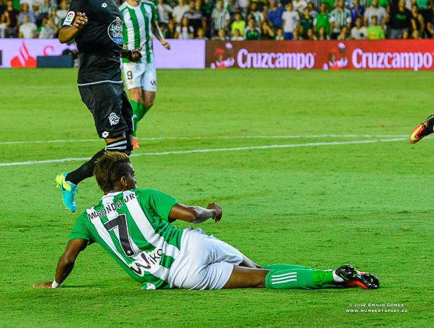 Musonda Betis-Deportivo