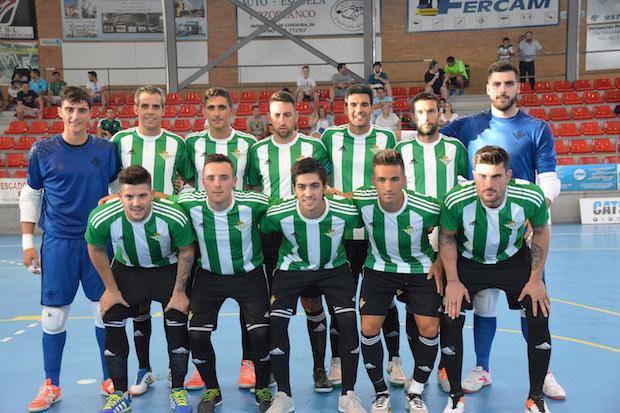 Real Betis Futsal 2016:2017