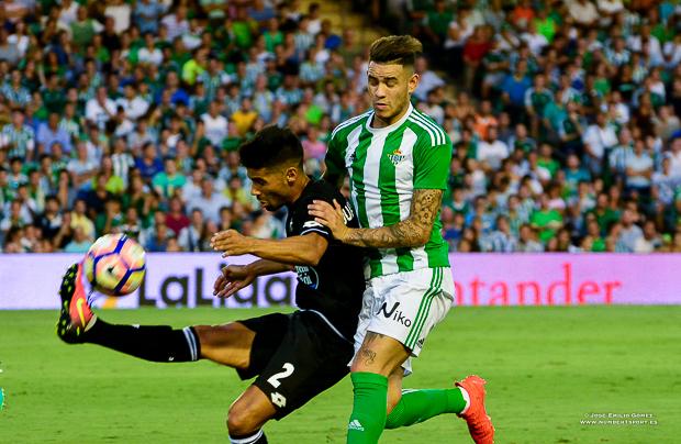 Sanabria Betis-Deportivo