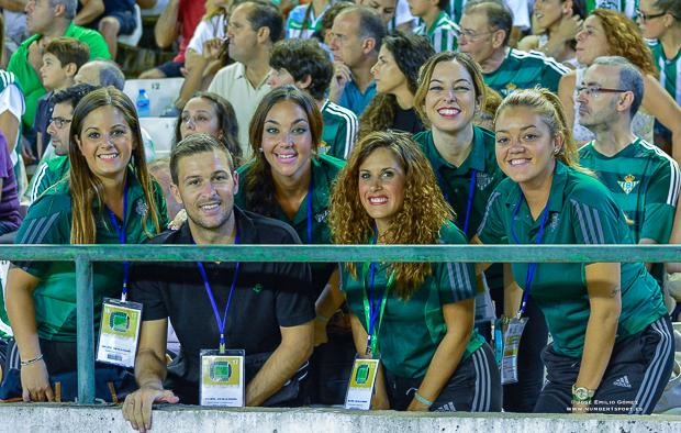 Voluntarias  Betis-Deportivo