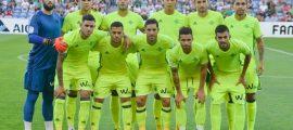 Real Betis ropa amarilla Foto RBB
