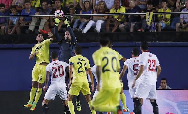 Sergio Rcio Foto: Sevilla FC
